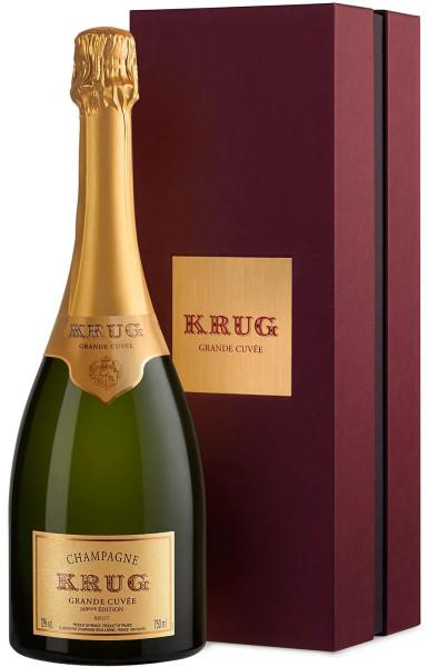 Krug Grande Cuvée - 169ème Édition im Geschenkkarton (Champagner)