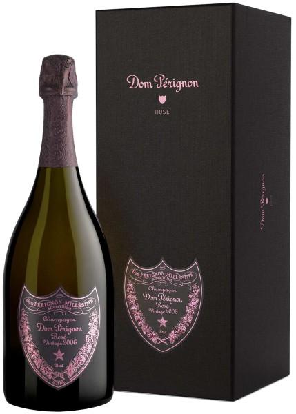 Dom Perignon Rose Vintage 2006 MAGNUM im Geschenkkarton - Champagner