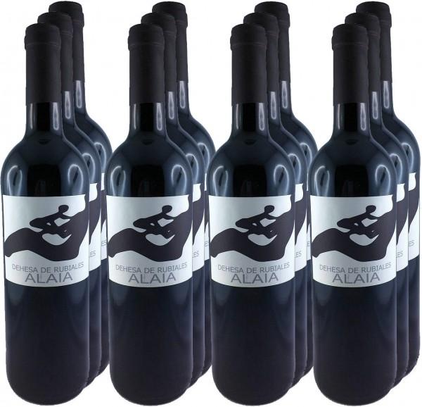 12 Flaschen Rotwein Alaia 2014 (11+1 gratis Angebot)