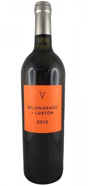 Belondrade y Lurton 2015 Weißwein