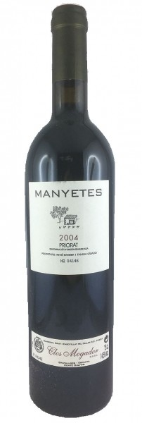 Clos Manyetes 2004 (Bodega Clos Mogador) (Rotwein)