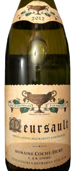 Domain Coche-Dury Meursault Blanc 2012