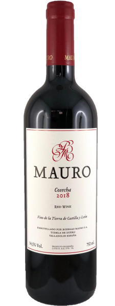 Mauro 2018 Rotwein
