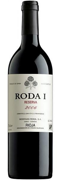 RODA I Reserva 2004 Rotwein 6l-Flasche