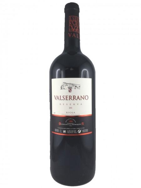 Valserrano Reserva 2011 Doppelmagnum 3,0l (Rotwein)