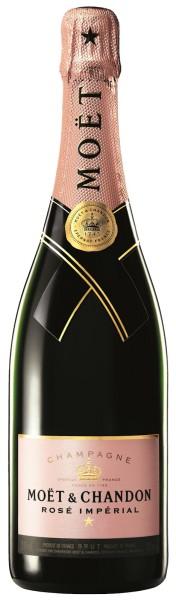 Moet & Chandon Rosé Impérial Champagner