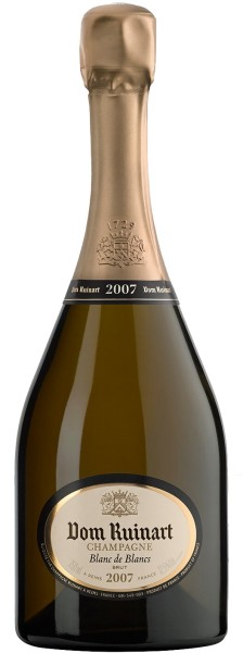 Dom Ruinart 2007 - Blanc de Blancs Champagner