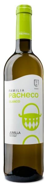 Familia Pacheco Airén blanco 2017 (Bodegas Vina Elena)