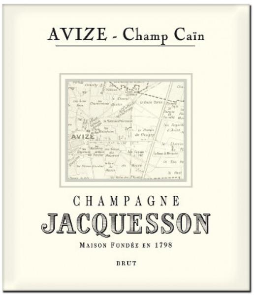 "Jacquesson Avize ""Champ Caïn"" 2008 Champagner"
