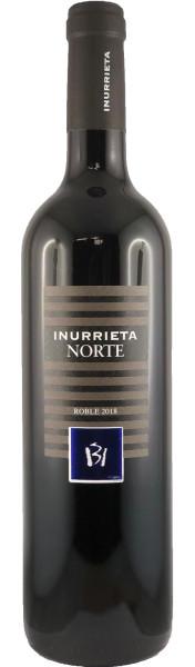 Inurrieta Norte Roble 2018 Rotwein