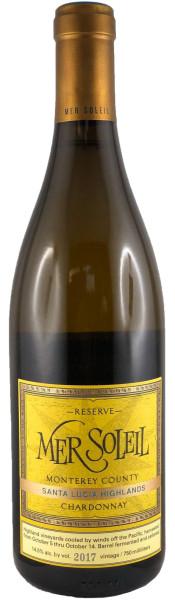 MER SOLEIL Chardonnay Reserve 2017 – Weißwein