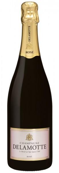 Champagne Delamotte Rosé Brut (Rosé-Champagner)