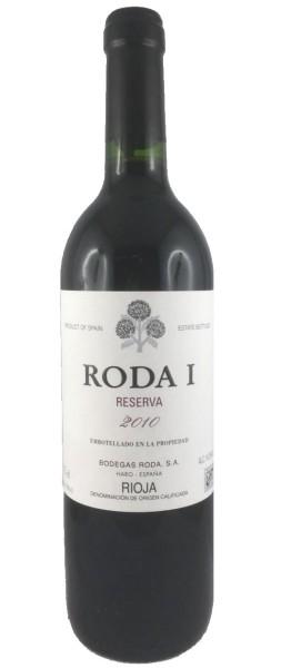RODA I Reserva 2010 (Rotwein)