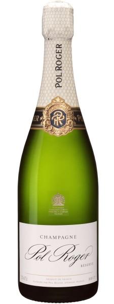 Pol Roger Brut Réserve 12l Großflasche (Balthazar)