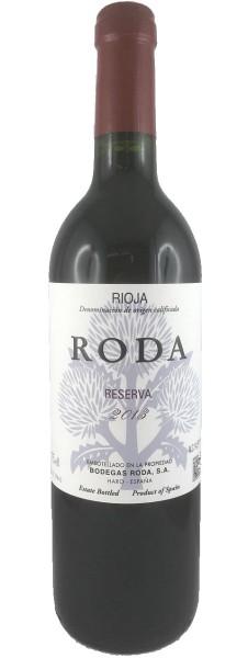 Roda Reserva 2013 Rotwein