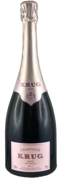 Krug Rosé 0,375l (Champagner) im Geschenkkarton