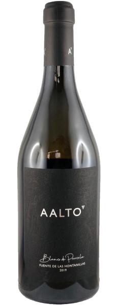 Aalto Blanco de Parcela 2019 - Fuente de las Hontanillas - Weißwein