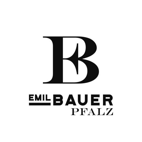 """Emil Bauer - Weißburgunder """"Happy"""" 2017"""