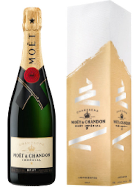 Moët & Chandon Impérial Brut Festive EOY - End of Year 2020 Limited Edition im GK