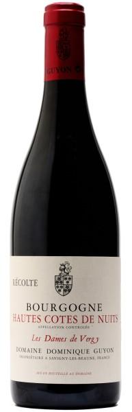 """Antonin Guyon Bourgogne Hautes Cotes du Nuits """"Le Dames de Vergy"""" 2017 Rotwein"""