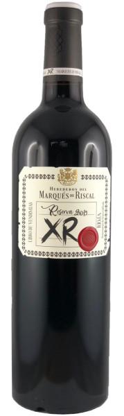 Marqués de Riscal Reserva XR 2015 (Rotwein, Rioja)