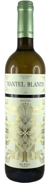 Mantel Blanco Sauvignon Blanc 2018 Alvarez y Diez Weißwein