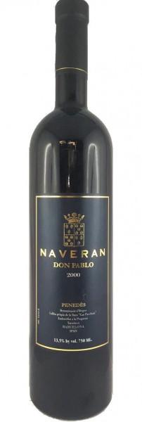 Don Pablo Reserva Excepcional 2000 (Rotwein)