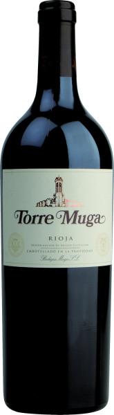 TORRE MUGA 2016 (Rotwein, Rioja)