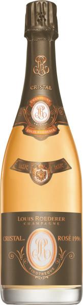 Louis Roederer Cristal Rosé Vinotheque 1996 MAGNUM