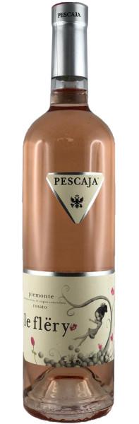 Pescaja - Rosato Piemonte Fleury 2019 - Le flery