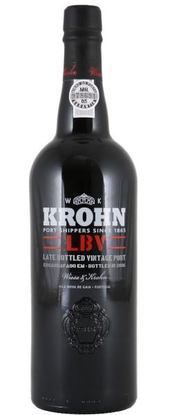 Krohn 2012 LBV (Portwein)