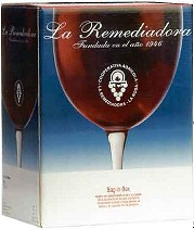 La Remediadora Tinto, Bag-in-Box (5l) (Rotwein)