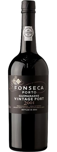 Fonseca Vintage Guimaraens Demi 2001 0,375l (Portwein)