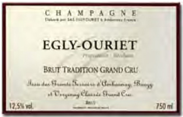 Egly-Ouriet Grand Cru Brut Tradition Champagner