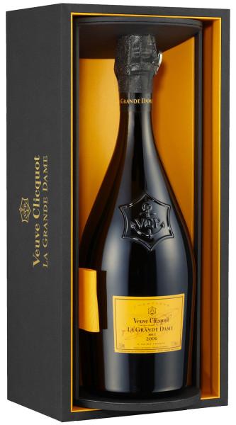 Veuve Clicquot La Grande Dame 2008 in Geschenkverpackung