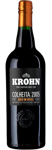 Krohn 2005 Colheita (Portwein)