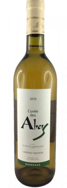 Cuvée des Abers 2010 (Weißwein)