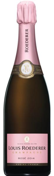 Louis Roederer Brut Rosé Vintage 2014 - Rosé-Jahrgangschampagner