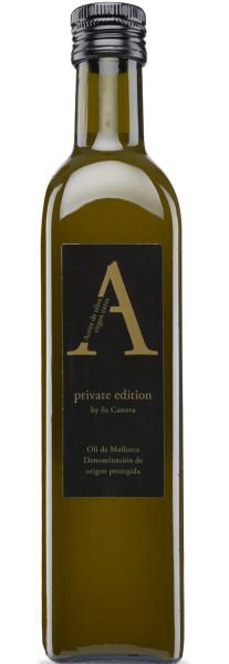 Olivenöl: Castell Miquel Mallorca - Oli Vegre Extra Sa Canova 0,25l