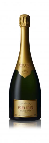 Champagner Krug Grande Cuvee