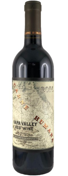 CARNE HUMANA Red Wine 2014 (Rotwein)