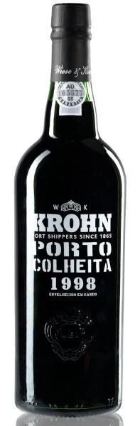 Krohn 1998 Colheita (Portwein)