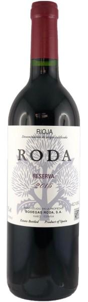 Roda Reserva 2015 (Rotwein)