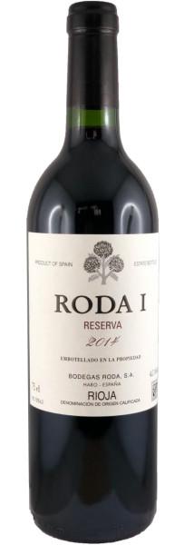 RODA I Reserva 2014 (Rotwein)