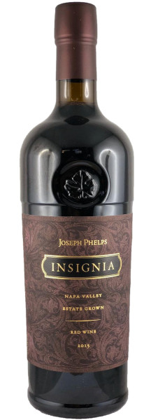 Joseph Phelps Insignia 2015, Napa Valley, Kalifornien