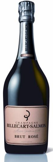 Billecart Salmon brut rosé 0,375l - Rosé-Champagner