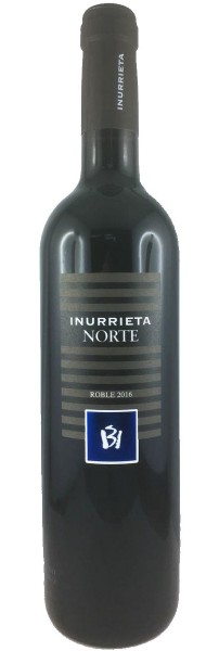 Inurrieta Norte Roble 2016 Rotwein