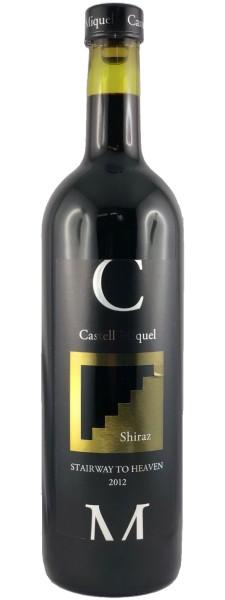 Castell Miquel Tramuntana Shiraz 2012 (Rotwein) (Glasverschluss)