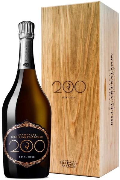 Billecart Salmon Cuvée 200 MAGNUM - 1918-2018 - Champagner