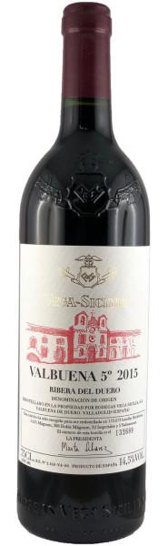 Vega Sicilia Valbuena 2015 (Rotwein)